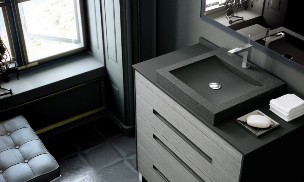 Koupelnový nábytek s umyvadlem