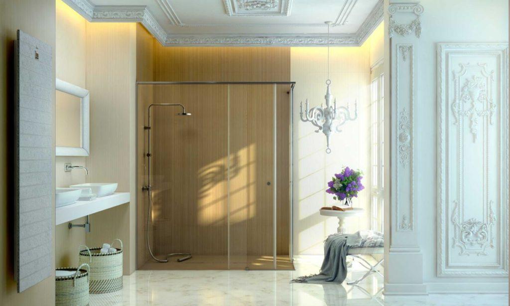 Luxusní koupelny FIORA